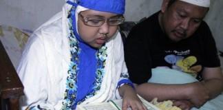 Subhanallah, Hafalan Quran Adhisty jadi Penghibur Ayahanda yang Sakit Stroke