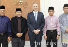 Turki Sambut Qari dari Brunei di Kompetisi Penghafal Quran