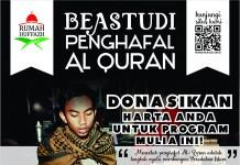 BEAstudi poster