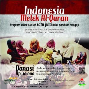 Keutamaan Membantu Orang Untuk Bisa Membaca Al Quran