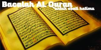 bacalah Al Quran