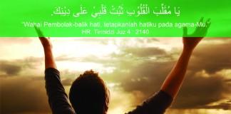 berdoalah agar hatimu dekat denganNya