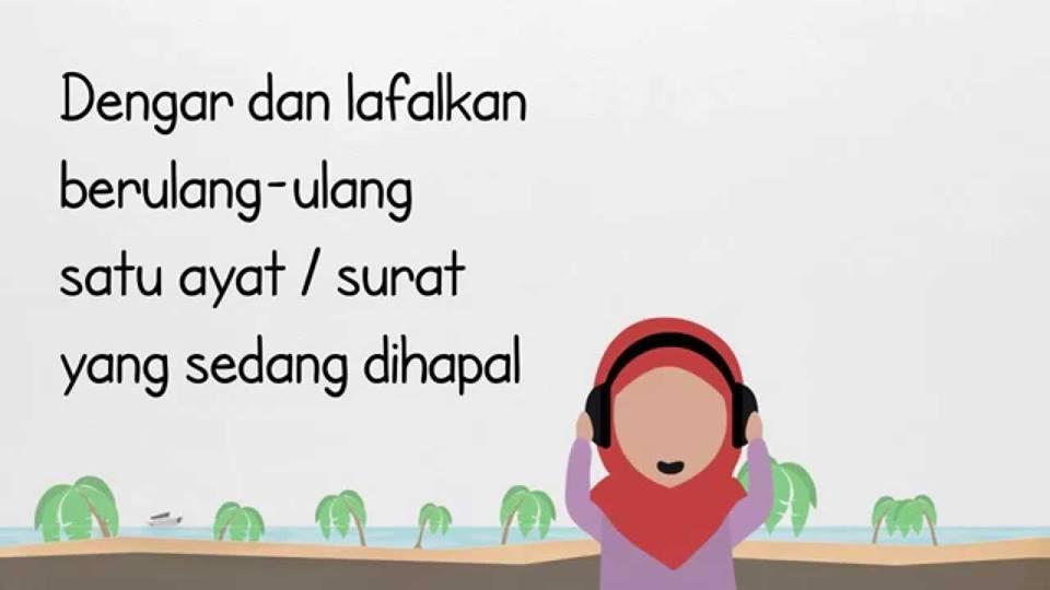 Kiat agar Anak Cinta Al-Quran pada Usia Dua Tahun